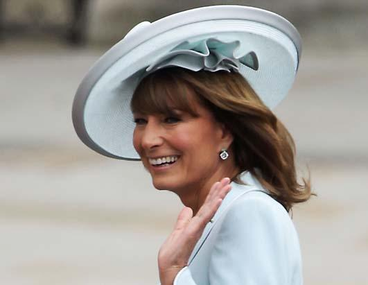 Mother Of The Bride Hats For Short Hair: Royal Wedding Hats