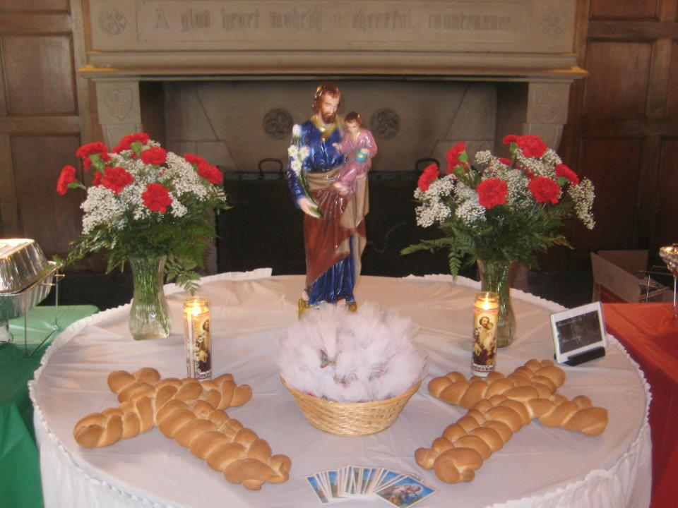 Post image for Chicagoland St. Joseph Day Tables