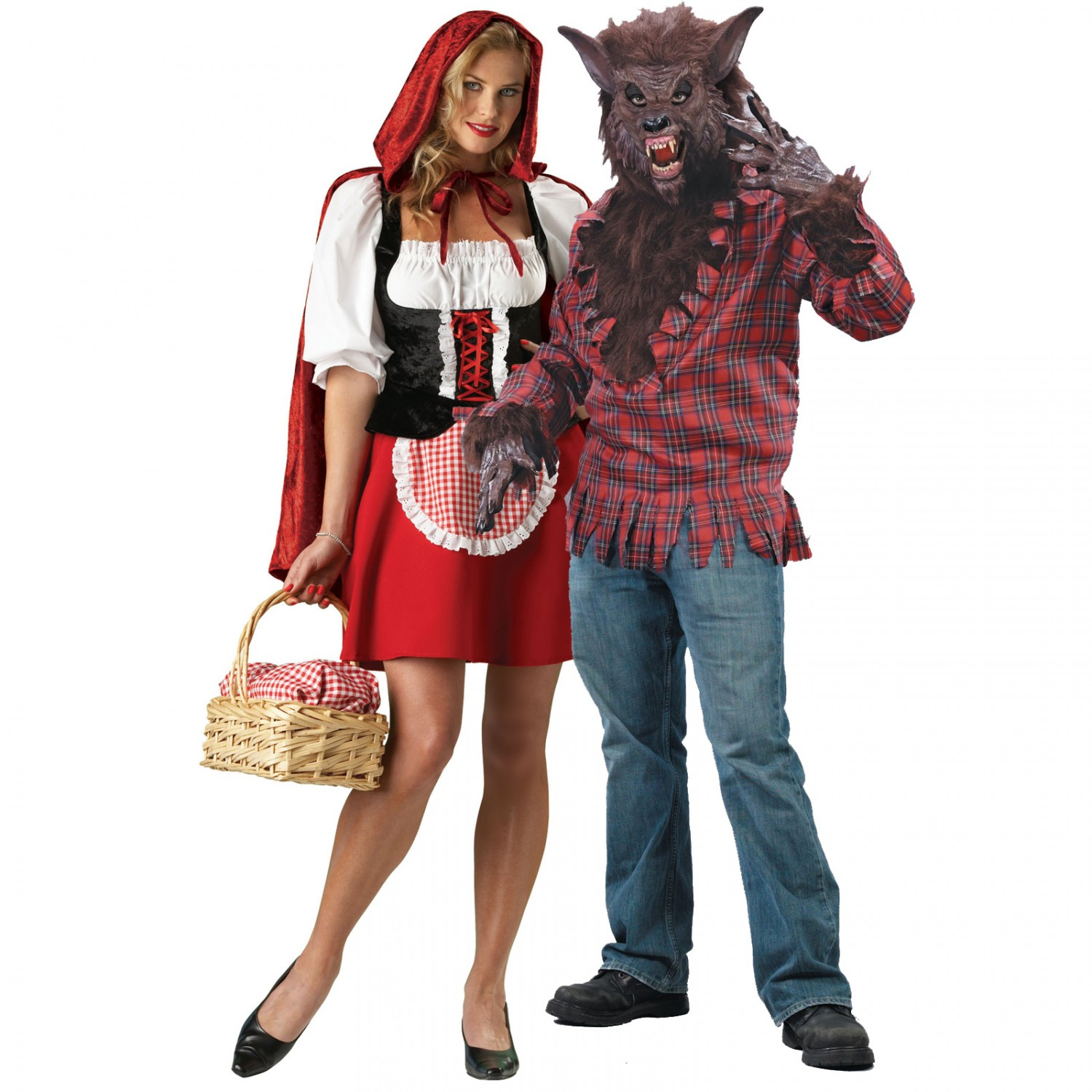 Post image for Be Spooktacular with These Couples Halloween Costumes