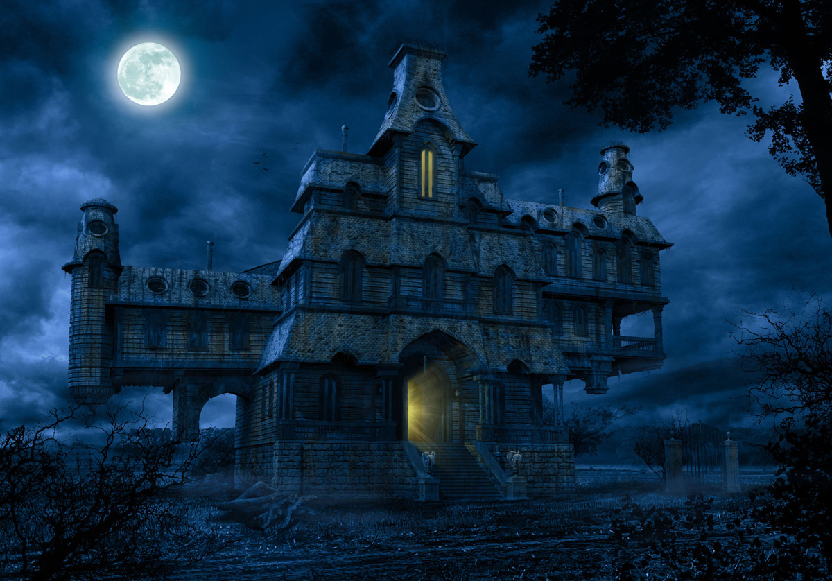 Post image for Beware for a Scare with this Haunted House in River Grove