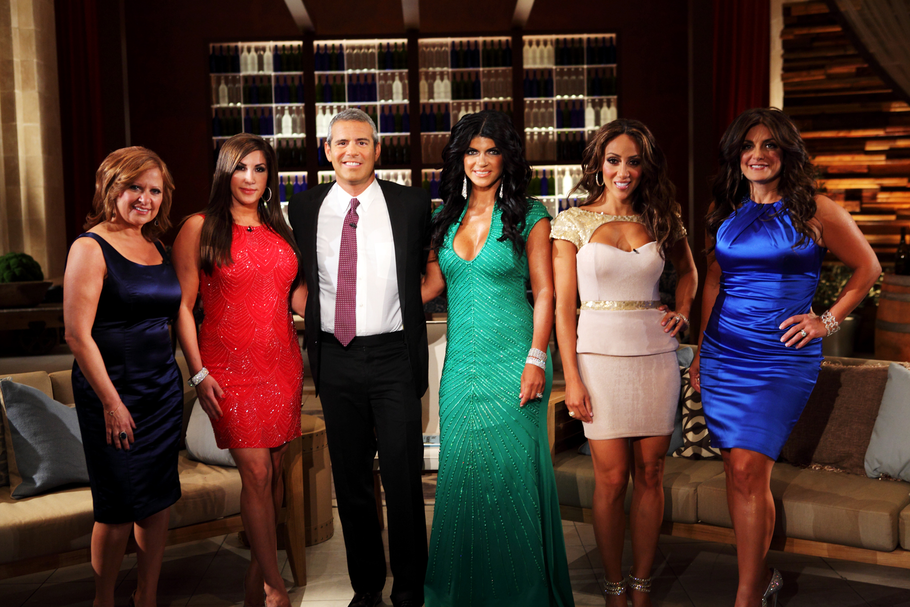 Post image for 'Real Housewives of New Jersey' Reunion and Posche Fashion Show Beauty and Fashion Breakdown