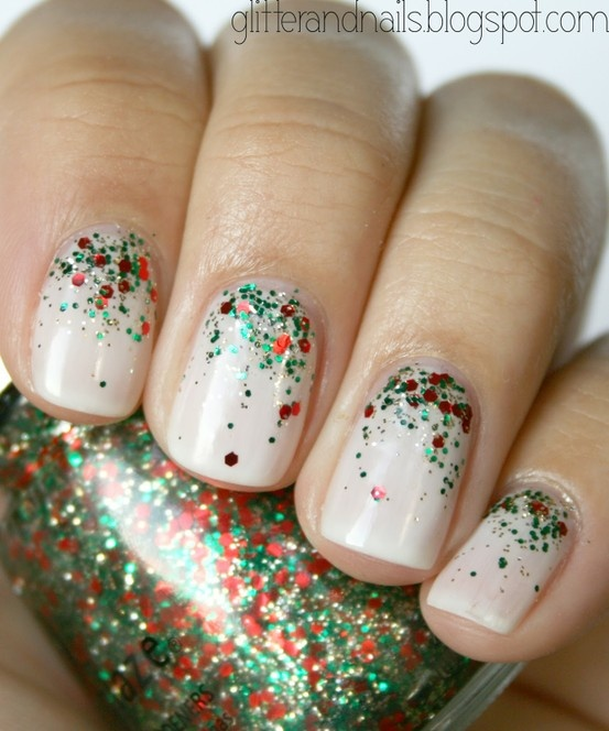 Christmas Diy Nail Ideas And More Of Our Manicures From