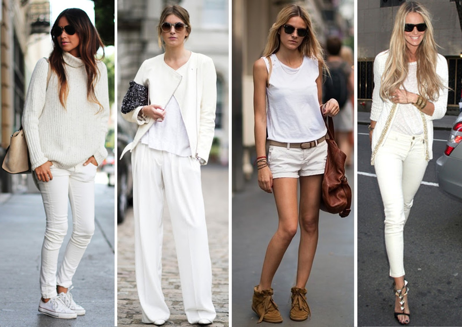 Post image for Hot Summer Trend Alert:  White Out
