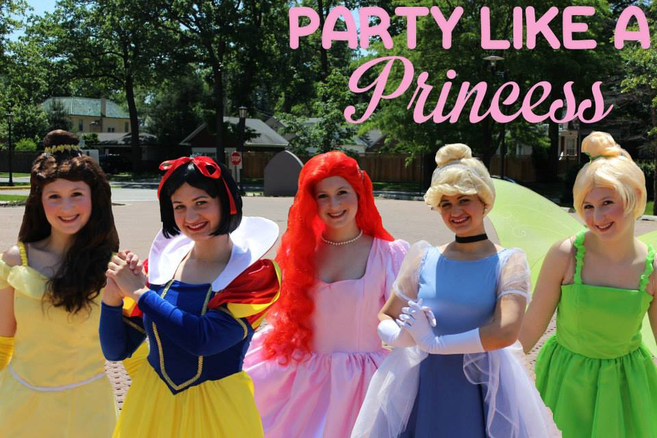 Post image for You're Never Too Old To Party Like a Princess
