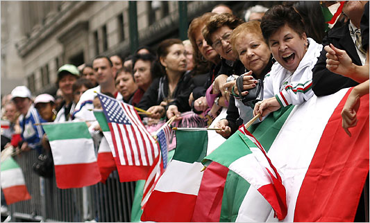 Post image for October is Italian Heritage Month– Emme Salutes Successful and Notable Italian-Americans