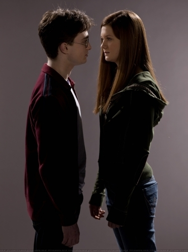 For Harry potter and ginny weasley pity, that