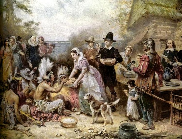 Post image for Why Do We Celebrate Thanksgiving?