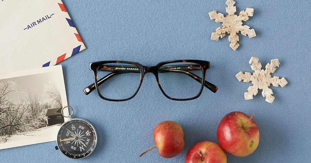 Post image for Warby Parker Winter Collection