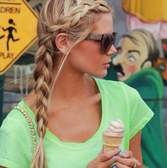 Post image for Hair Comes Summer Trends