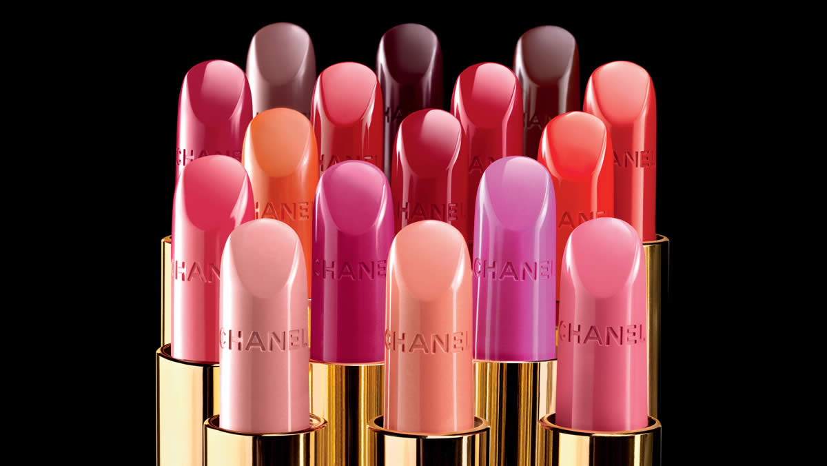 Post image for Pucker Up!  It's National Lipstick Day
