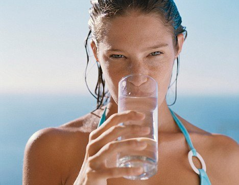 Post image for It's Summer!  Drink More Water!
