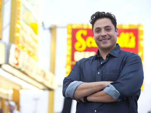 Post image for The Sandwich King's Jeff Mauro:  Chicago Kid to Food Network Star
