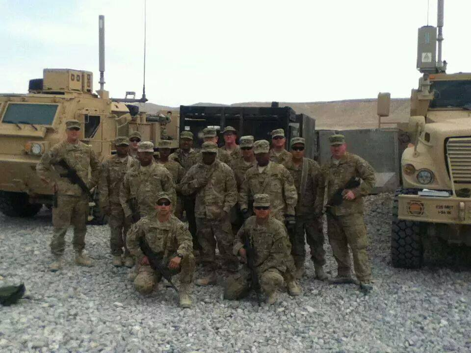 Post image for Christopher Soto wasn't with His Family on Christmas — He was in Afghanistan Defending Our Country