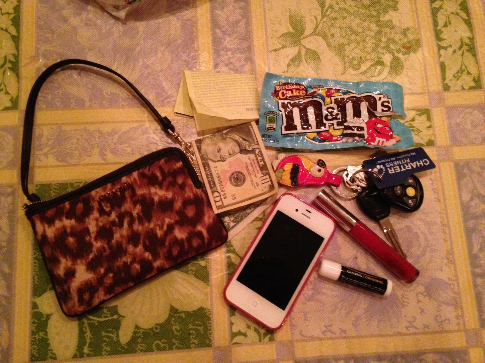 Post image for What's in My Wristlet?