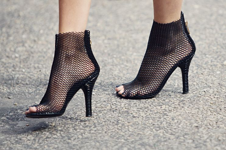 Post image for Hot Trend Alert:  Mesh Shoes