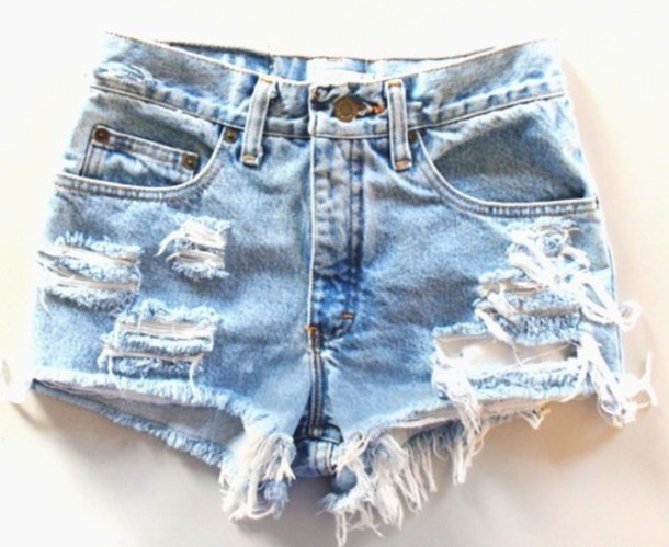 Post image for Hot Trend Alert:  Denim Shorts
