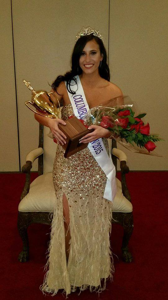 Post image for Columbus Day Queen Jessica Malpede Takes the Crown