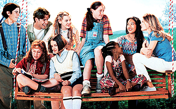 Post image for The Baby-Sitters Club Movie Celebrates 20- Year Reunion