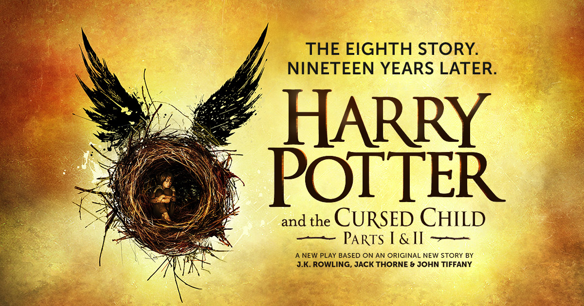 "Post image for ""Harry Potter and the Cursed Child"" Book Review"