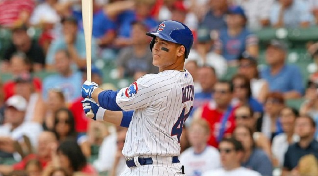 Post image for 20 Facts YOU Should Know About Anthony Rizzo #GoCubs