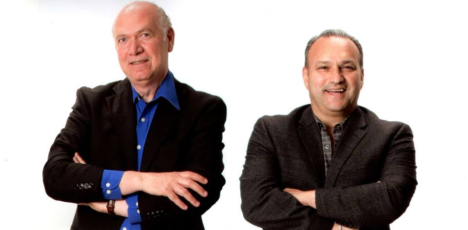 Post image for Pat Capriati and John Conenna Take the Radio World by Storm with Domenica Insieme