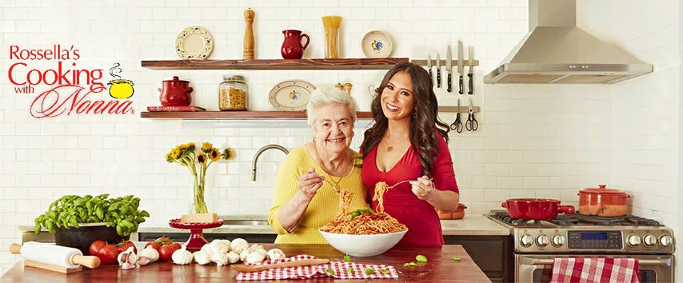 "Post image for Cooking with Nonna's Rossella Rago: ""Italian Women Can Do It All!"""